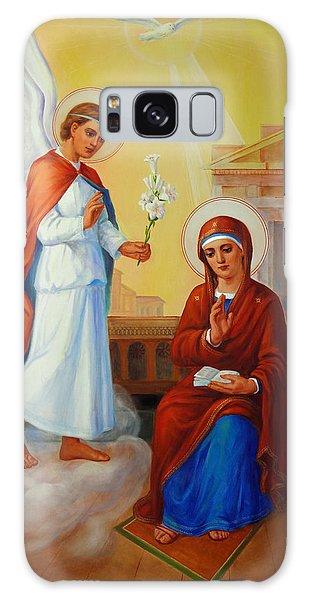 Annunciation Of The Lord - Annuntiatio Domini  Galaxy Case