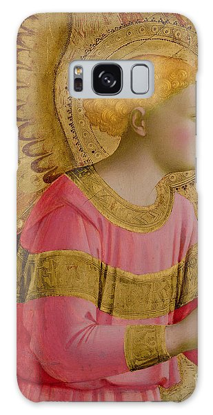 Angel Galaxy Case - Annunciatory Angel by Fra Angelico
