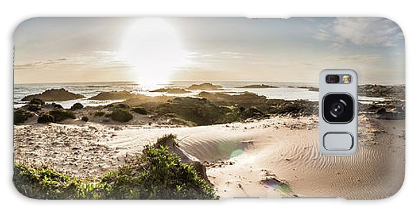 West Bay Galaxy Case - Another Beach Sunset by Jorgo Photography - Wall Art Gallery