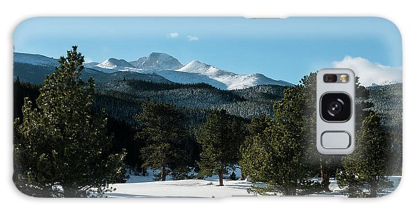 Another Beautiful Day In Rocky Mountain National Park - 0612 Galaxy Case