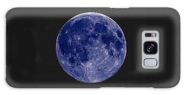 Another Blue Moon Galaxy Case