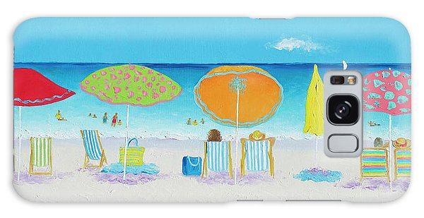 Another Perfect Beach Day Galaxy Case