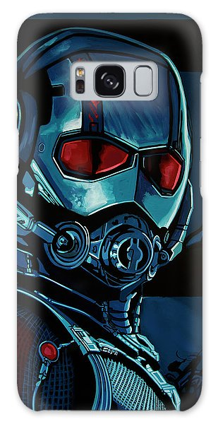Ant Man Painting Galaxy Case