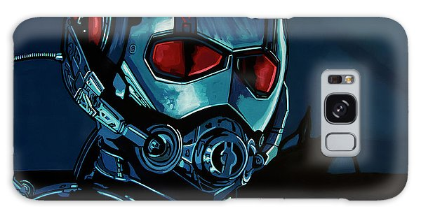 The Avengers Galaxy Case - Ant Man Painting by Paul Meijering