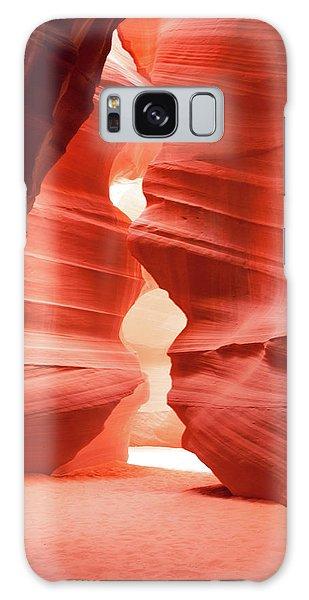 Antelope Canyon Chamber Galaxy Case