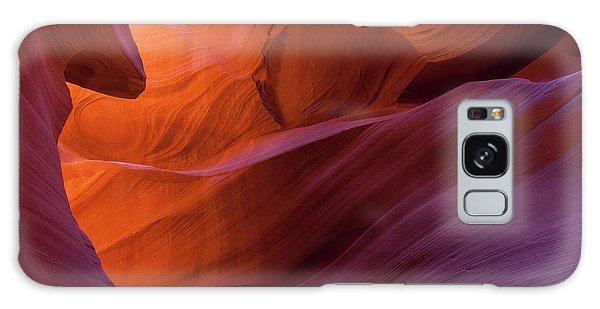 Antelope Canyon Fire Galaxy Case