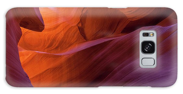 Antelope Canyon Fire Galaxy Case