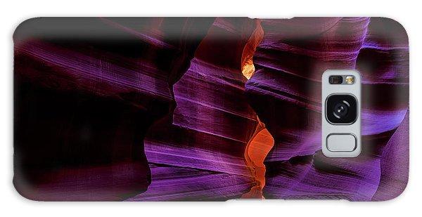 Antelope Canyon Glow Galaxy Case