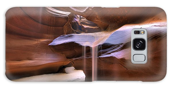 Antelope Canyon Shifting Sands Galaxy Case