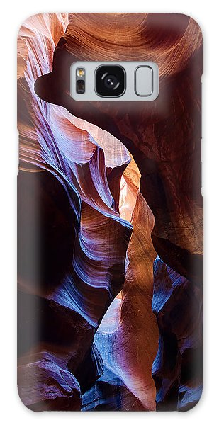 Antelope Canyon Squeeze Galaxy Case