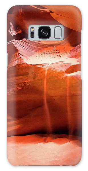 Antelope Canyon - The Falls Galaxy Case