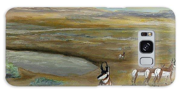 Antelopes Galaxy Case