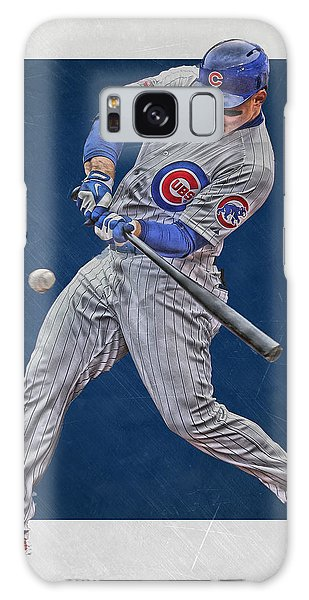 Anthony Rizzo Chicago Cubs Art 1 Galaxy S8 Case