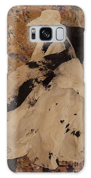 Scarf Galaxy Case - Anticipation by Nancy Kane Chapman