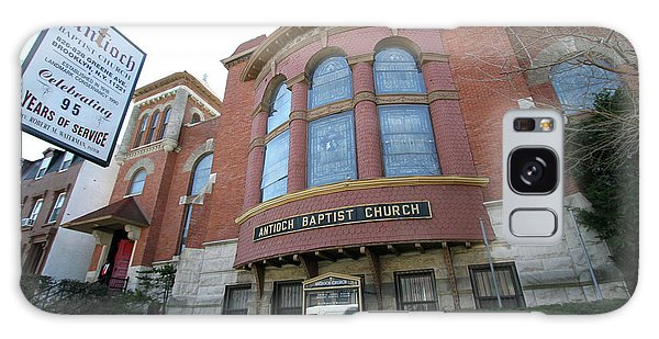 Antioch Baptist Church Galaxy Case