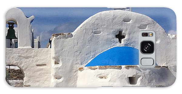 Antiparos Island Greece  Galaxy Case