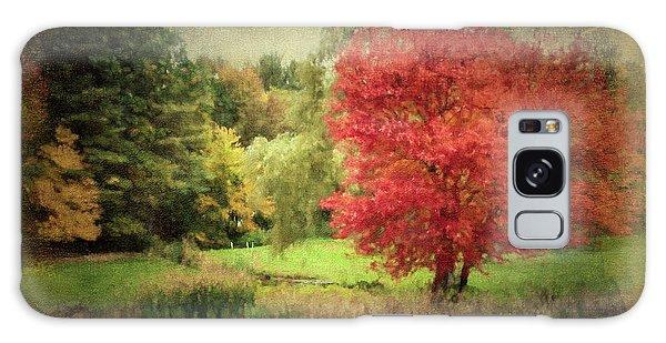 Antique Autumn Galaxy Case