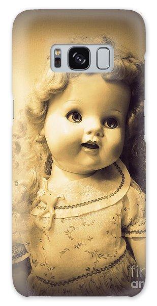 Antique Dolly Galaxy Case by Susan Lafleur