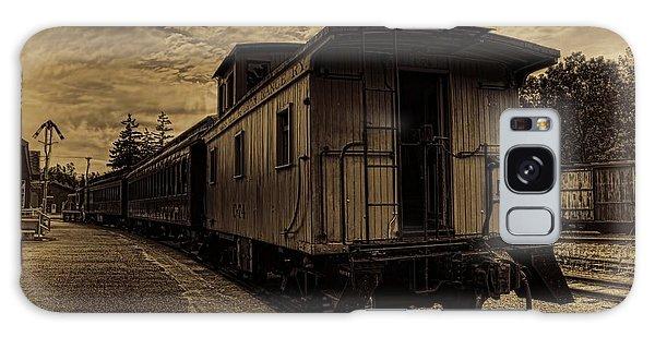 Antique Iron Range Caboose Galaxy Case