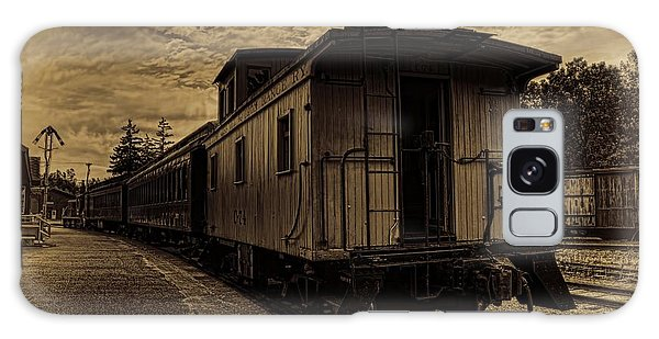 Antique Iron Range Caboose Galaxy Case