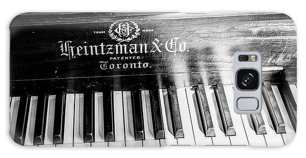 Antique Keys Galaxy Case