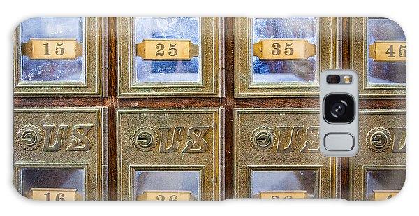 Antique Mailbox Color Galaxy Case