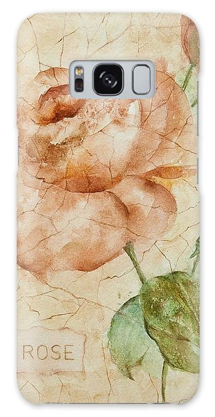 Antique Rose Galaxy Case