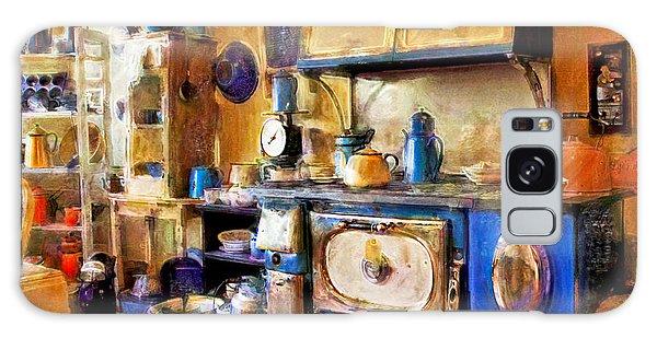 Antique Store Kitchen Galaxy Case