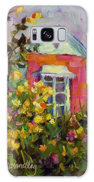 Antoinette's Cottage Galaxy Case