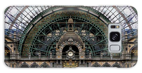 Antwerp Train Terminal Galaxy Case