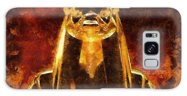 Anubis Galaxy Case - Anubis by Esoterica Art Agency
