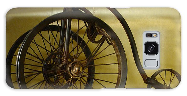 Anyone For A Bike Ride?  Galaxy Case by Rod Jellison