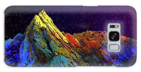 Anza Borrego Desert Peak Galaxy Case