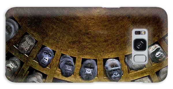 Ape Images Galaxy Case