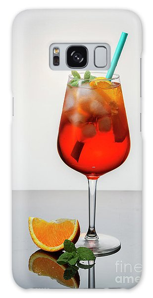Aperol Spritz  Galaxy Case