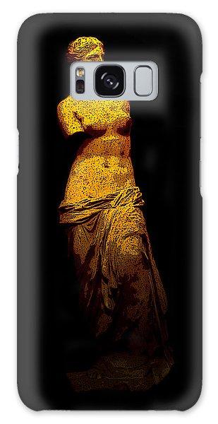 Aphrodite Of Milos Galaxy Case
