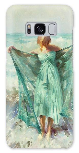 Tides Galaxy Case - Aphrodite by Steve Henderson