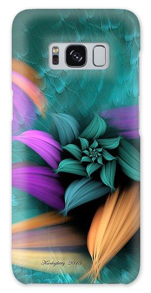Apo Flower Galaxy Case
