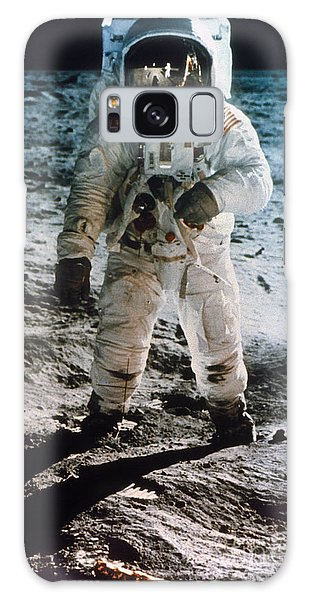 Apollo 11: Buzz Aldrin Galaxy Case