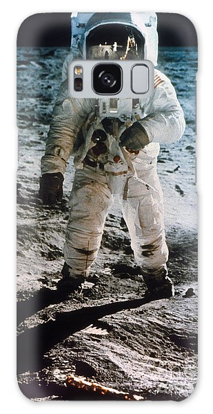 Apollo 11 Buzz Aldrin Galaxy Case