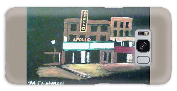 Apollo Theater Galaxy S8 Case - Apollo Theater New York City by Michael Chatman