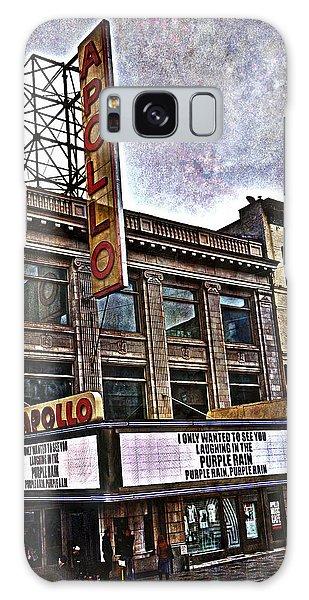 Apollo Theatre, Harlem Galaxy Case