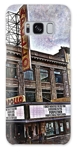 Apollo Theatre, Harlem Galaxy Case