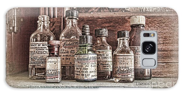 Apothecary Galaxy Case by Laurinda Bowling