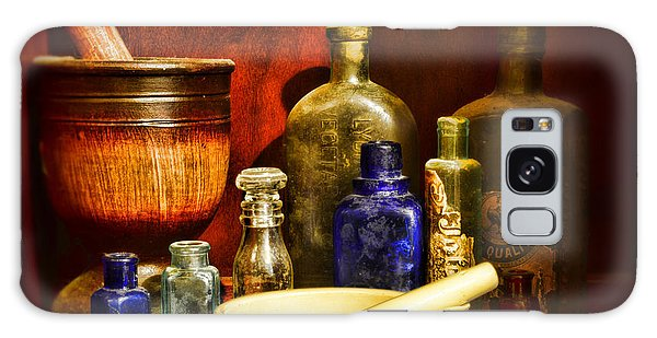 Apothecary - Tools Of The Pharmacist Galaxy Case