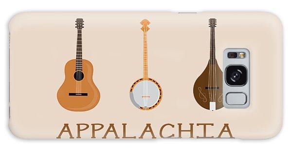 Appalachia Music Galaxy Case by Heather Applegate