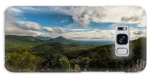 Appalachian Foothills Galaxy Case