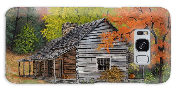 Appalachian Retreat-autumn Galaxy Case