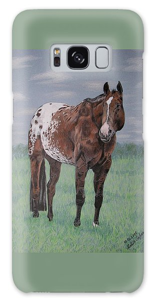 Appaloosa Galaxy Case
