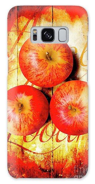 Shed Galaxy Case - Apple Barn Artwork by Jorgo Photography - Wall Art Gallery